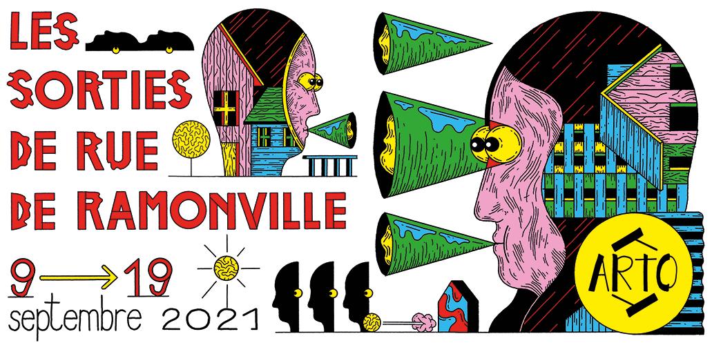Les Sorties de rue de Ramonville reviennent du 9 au 19 septembre !